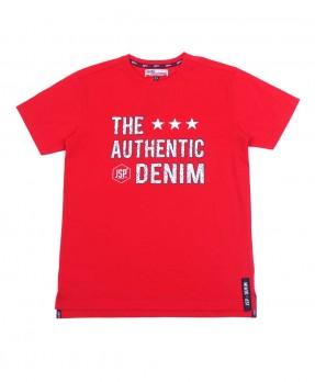 Premium Denim 02 - T-Shirt (Boys   5-14 Tahun)