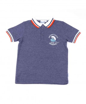 Smurf Reborn 08 - Polo Shirt (Boys | 1-6 Years)