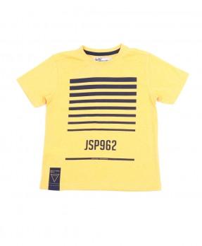 Stripe and Shape 01 - T-Shirt (Boys | 5-14 Tahun)