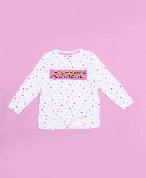 Funtastic Day 01 - T-Shirt (Girls | 5-14 Years)