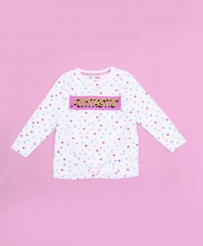Funtastic Day 01 - T-Shirt (Girls   5-14 Years)