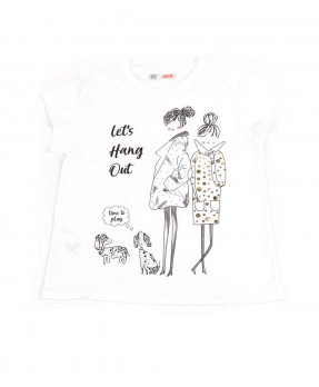 Little Miss Jumpsuit 08 - T-shirt (Girls | 6-14 Years)