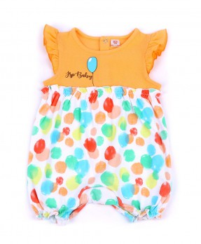 Colorful Baby 04 - Rompers (Girls | 3-18 Months)