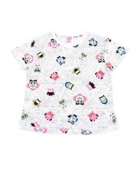 Sparkle All Day 01 - T-shirt (Girls | 12-36 Months)