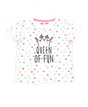 Funtastic Day 02 - T-Shirt (Girls | 12-36 Months)