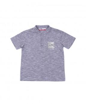 Seven Color Henley 04 - T-shirt (Boys   5-14 Tahun )
