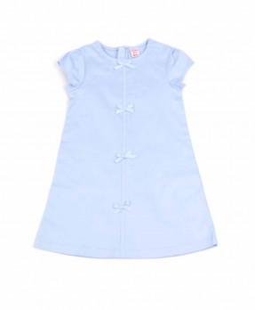 Fancy Blue 03 - Dress (Girls | 4-8 Tahun)