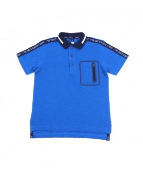Rise Up 03 - Polo Shirt (Boys | 5-14 Tahun)