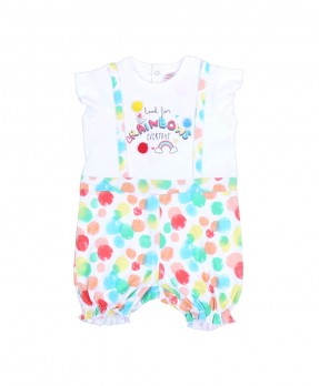 Cotton Ball 09 - Rompers (Girls | 6-24 Bulan)