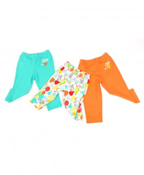 Animal And Fruits 04 (Boys | 0-12 Months)