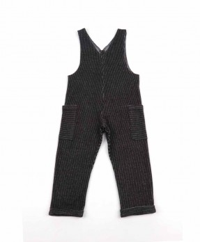 Monochrome Factor 02 - Dungaree (Girls | 6-14 Years)