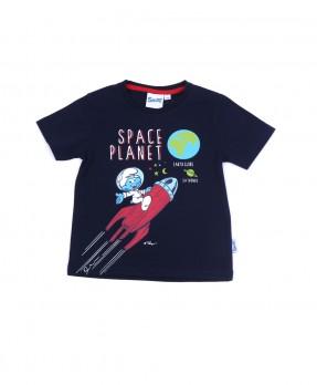 Smurf Tee 07 - T-shirt (Boys | 12-36 Bulan)
