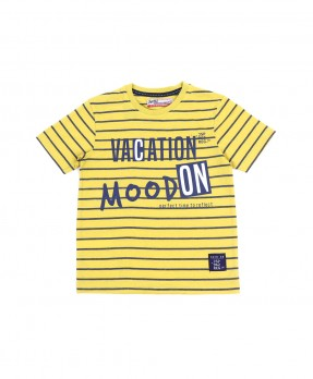 Vacation Mood On 01 - T-Shirt (Boys | 5-14 Tahun)