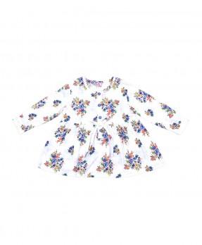 Wild Flower 05 - Blouse (Girls   12-36 Bulan)