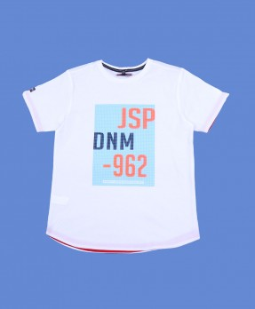 Premium Denim 03 - T-Shirt (Boys   5-14 Tahun)