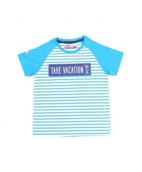Vacation Mood On 04 - T-Shirt (Boys | 5-14 Tahun)