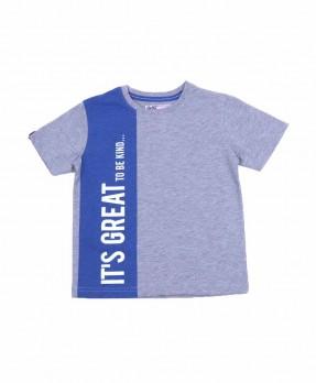 Stripe and Shape 07 - T-Shirt (Boys | 5-14 Tahun)