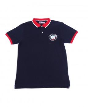 Premium Denim 06A - Polo Shirt (Boys   5-14 Tahun)