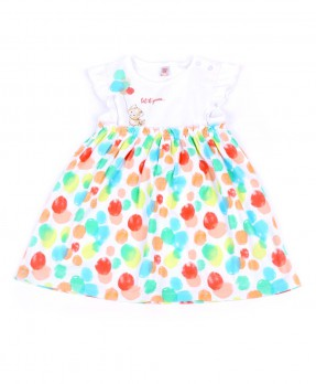 Colorful Baby 02 - Dress (Girls | 6-24 Months)