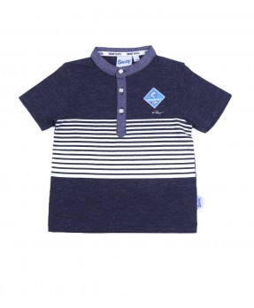 Smurf Casual 06 - T-Shirt (Boys   4-12 Tahun)