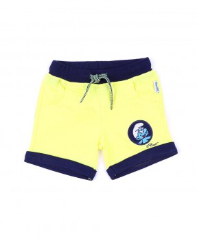 Awesome Baby Smurf 02A - Short Pants (Boys | 9-24 Months)