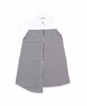 Monochrome Factor 01 - Dress (Girls | 6-14 Years)