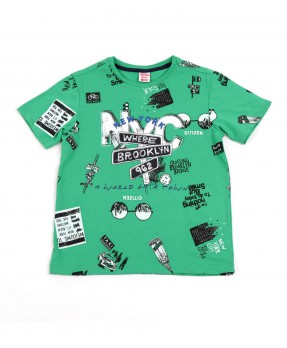 Stay Connected 01 - T-shirt (Boys | 5-14 Years)