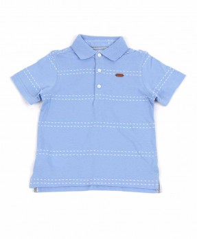 Seasonal Basic 01B - Polo Shirt (Boys   12-36 Months)