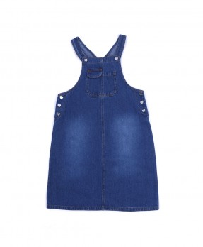 Mon Amour 02 - Jumper Dress (Girls | 5-14 Tahun)