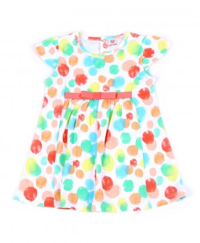 Colorful Baby 01 - Dress (Girls | 6-24 Months)