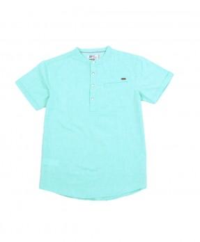 Casual Basic 02B - Shirt (Boys   5-14 Tahun)
