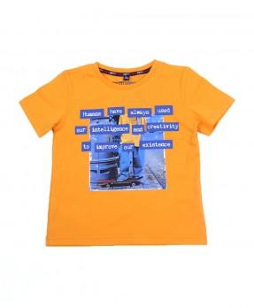 Roll With It 01 - T-Shirt (Boys   12-36 Bulan)