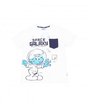 Smurf Funday 02 - T-Shirt (Boys | 4-12 Tahun)