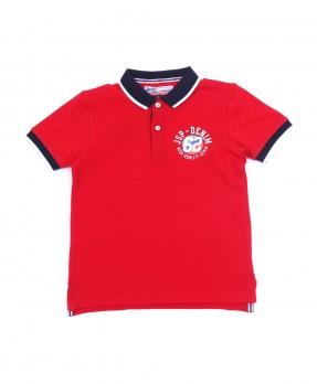 Premium Denim 06B - Polo Shirt (Boys   5-14 Tahun)