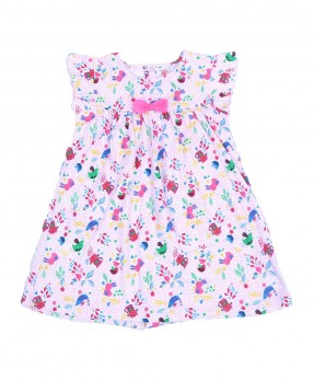 Little Kitten 09 - Dress (Girls | 6-24 Bulan)