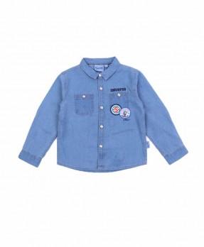 Smurf Newbaby 05 - Shirt (Boys | 12-36 Bulan)