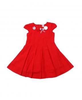 Spirit of Giving 02 - Dress (Girls | 12-36 Bulan)