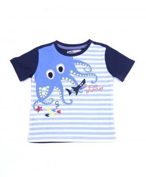 Sea Seeker 03 - T-Shirt (Boys | 12-36 Bulan)