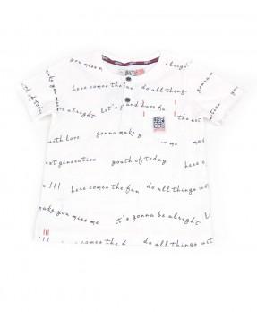 JSP Denim 03 - T-shirt (Boys | 12-36 Months)
