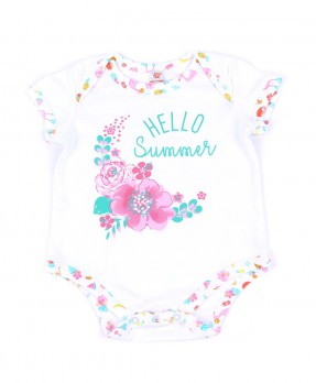 Summer Time 03 - Rompers (Girls | 3-18 Months)