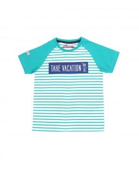 Vacation Mood On 03 - T-Shirt (Boys | 12-36 Bulan)