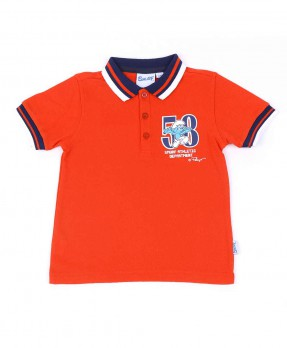 Smurf Reborn 07 - Polo Shirt (Boys | 1-6 Years)