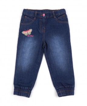 Shine Like Butterfly 07 - Jogger Pants (Girls | 12-36 Months)