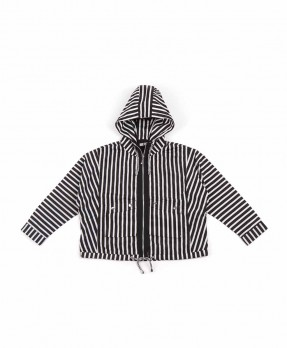 Monochrome Factor 04 - Hoodie (Girls | 6-14 Years)
