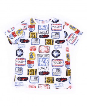 New Fight Power 02 - T-shirt (Boys | 6-14 Years)
