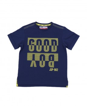 JSP Movement 01 - T-Shirt (Boys | 5-14 Tahun)