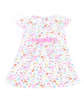 Summer Time 01 - Dress (Girls | 6-24 Months)