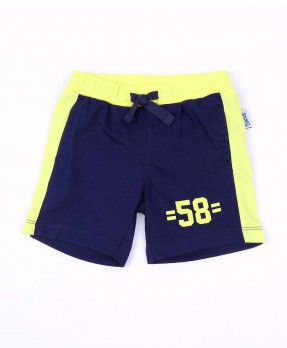 Awesome Baby Smurf 03A - Short Pants (Boys | 9-24 Months)
