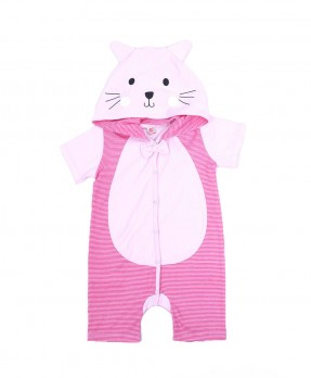Little Kitten 03 - Rompers (Girls | 6-24 Bulan)