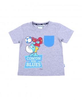 Smurf Newbaby 01 - T-shirt (Boys | 12-36 Bulan)